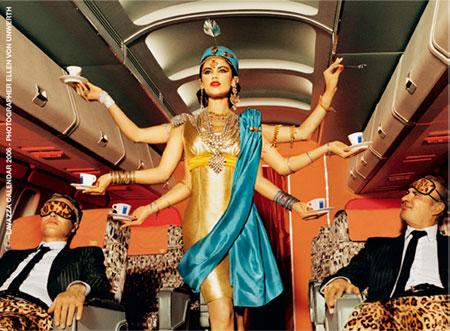 Air India, ou le retour à l'aviation des années 70 !