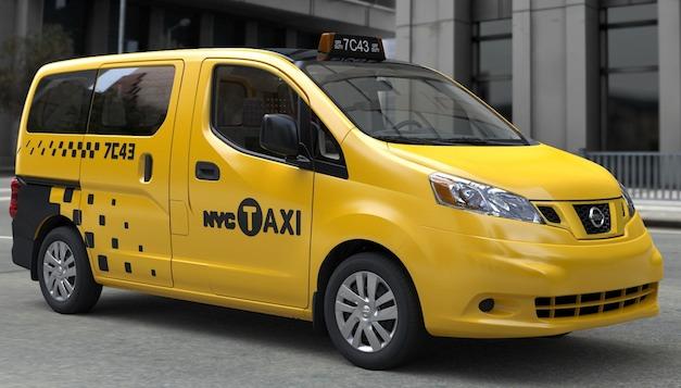A New-York, les futurs taxis seront des monospaces Nissan!