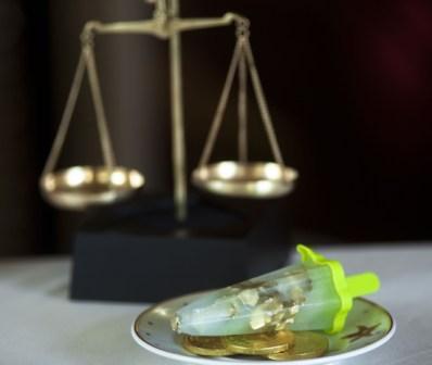 Luxe – La Tequila Pops, une sucette à 1000$