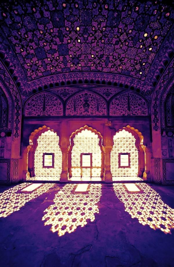 Le Palais d'Ambre, Jaipur