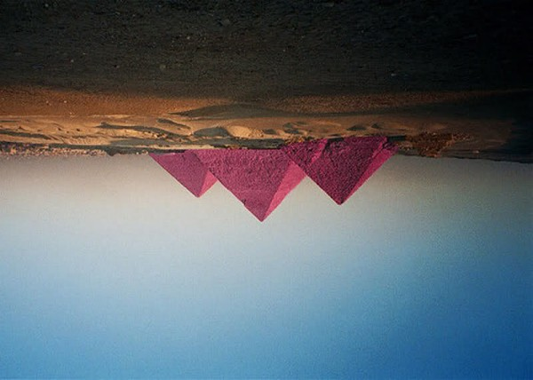 Pink Pyramids