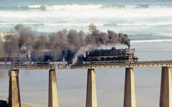 Les chemins de fer historiques de Grande Bretagne, toujours en activité!