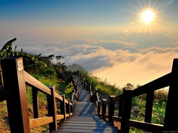 le Parc national de Yushan - Taiwan