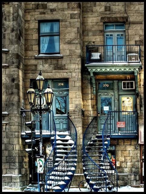 Montréal.... Escale 2013 pour Vol369! Bonne année!