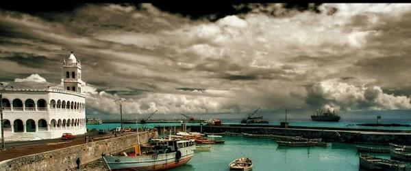 Port Moroni aux Comores