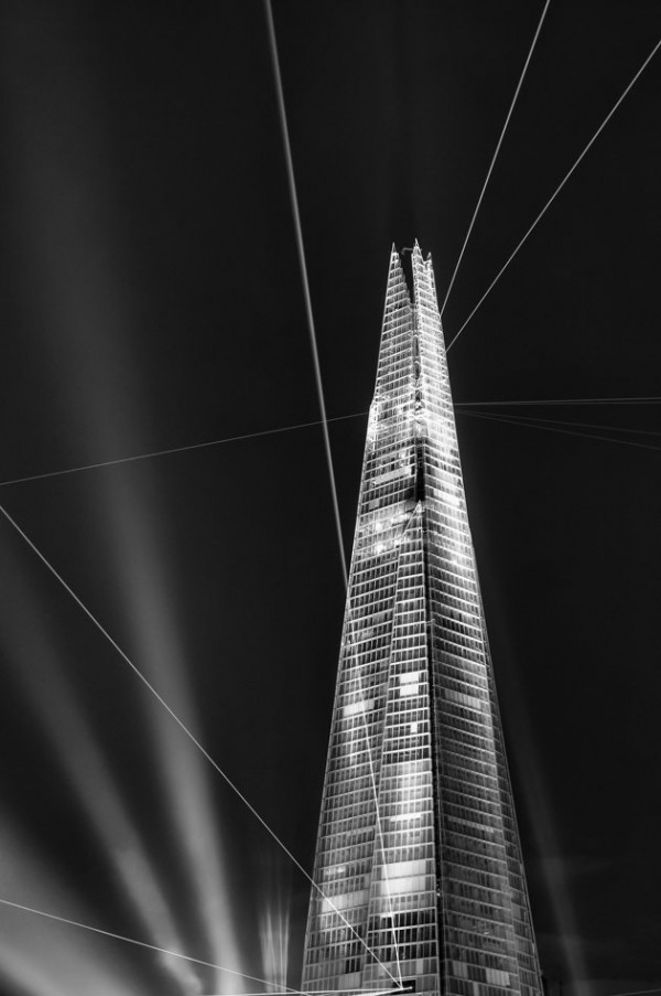 "The Shard (ou la ""Tour du Qatar"") - Londres"