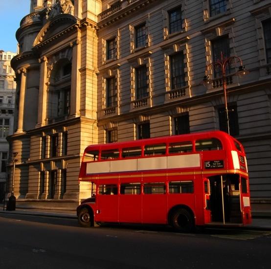 Visiter Londres gratuitement dans un vieux bus à imperial