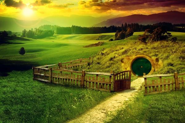 Le village des Hobbits, Hobbiton, existe vraiment! Il se visite en Nouvelle-Zélande