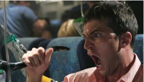 Des Serpents dans l'avion, quand la fiction devient réalité