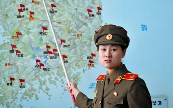 """Le guide raconte la """"vrai"""" histoire de la guerre de Corée"""
