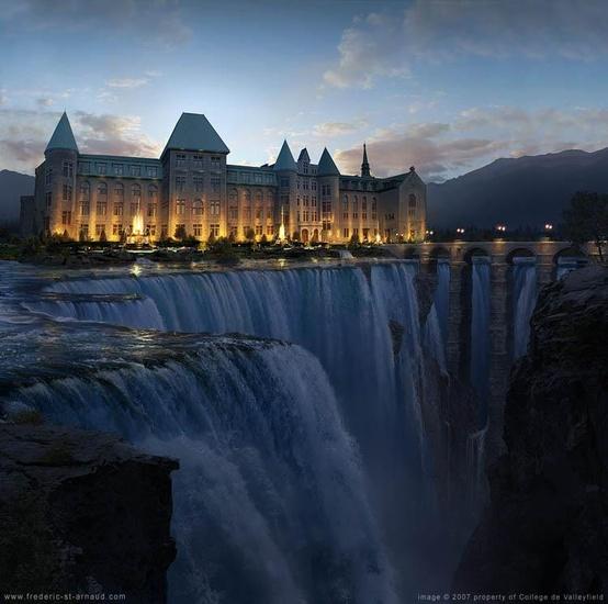 Le collège de Valleyfield au Québec