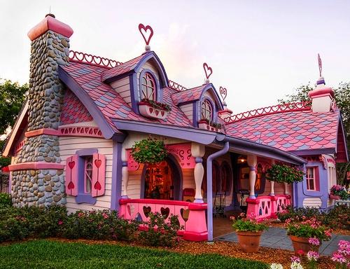 La maison de Barbie?