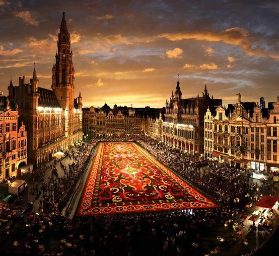 Le marché de Noël de Bruxelles - Élu le plus original d'Europe