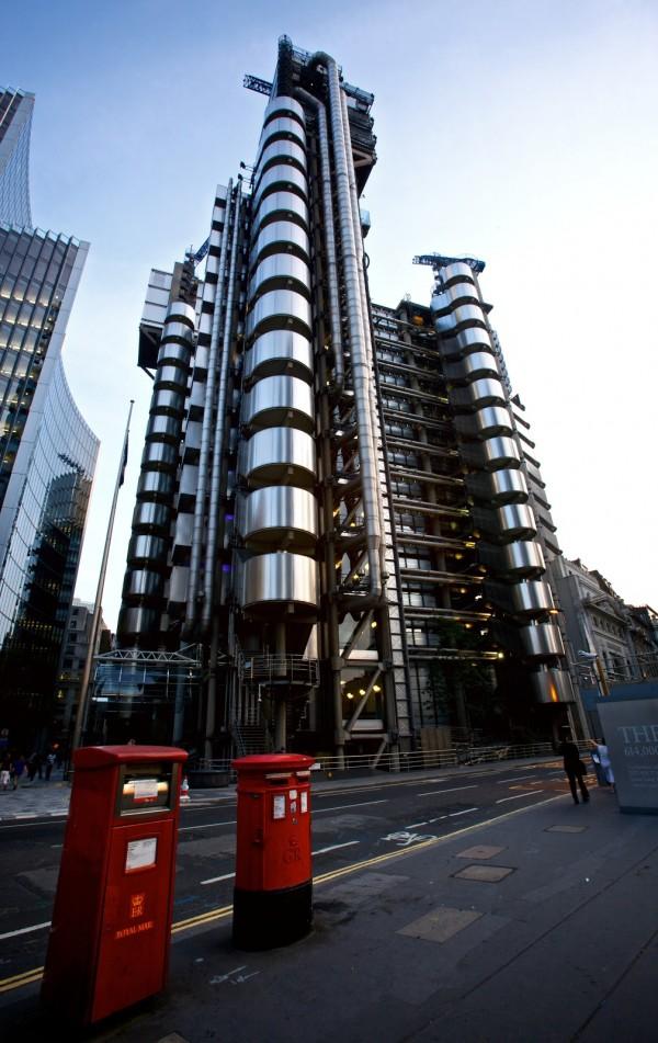 Londres, l'avant-garde de l'architecture