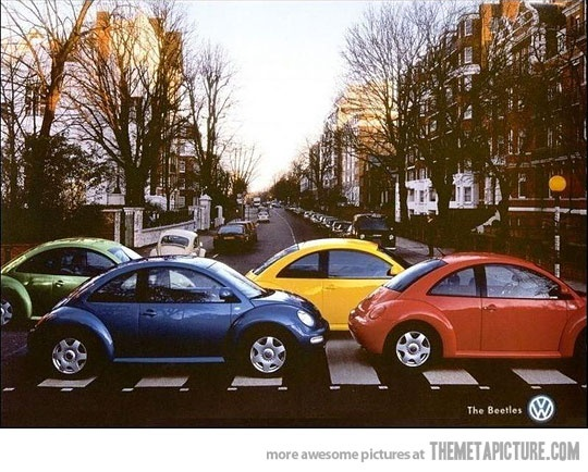 Beatles ou Beetles?