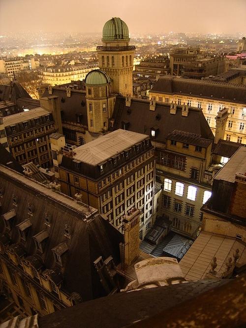 La Sorbonne sous un nouvel angle...
