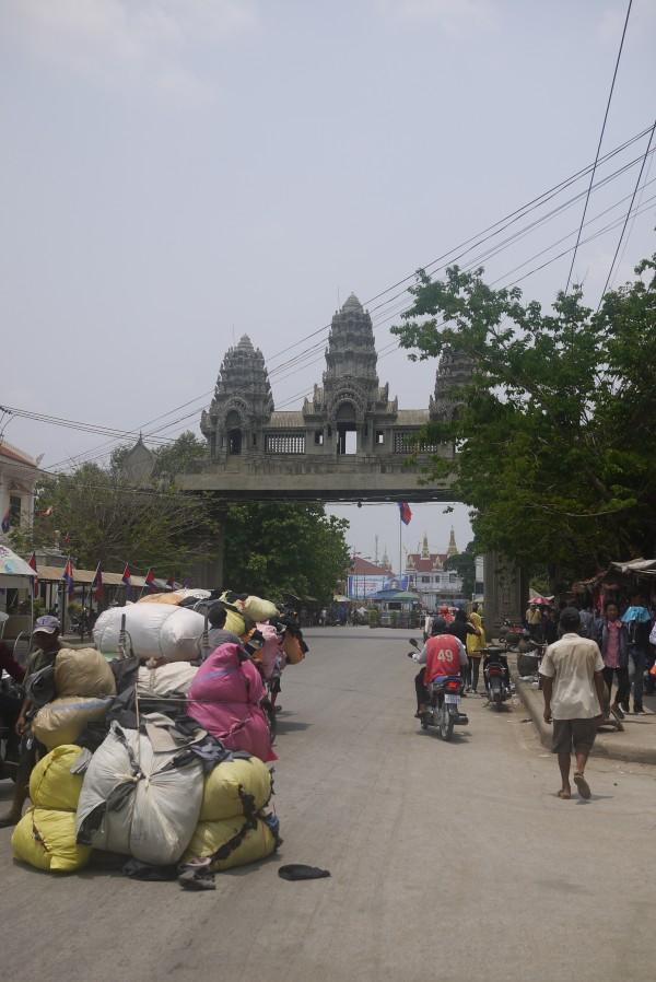 L'Arche! Synonyme d'entrée en Thaïlande!