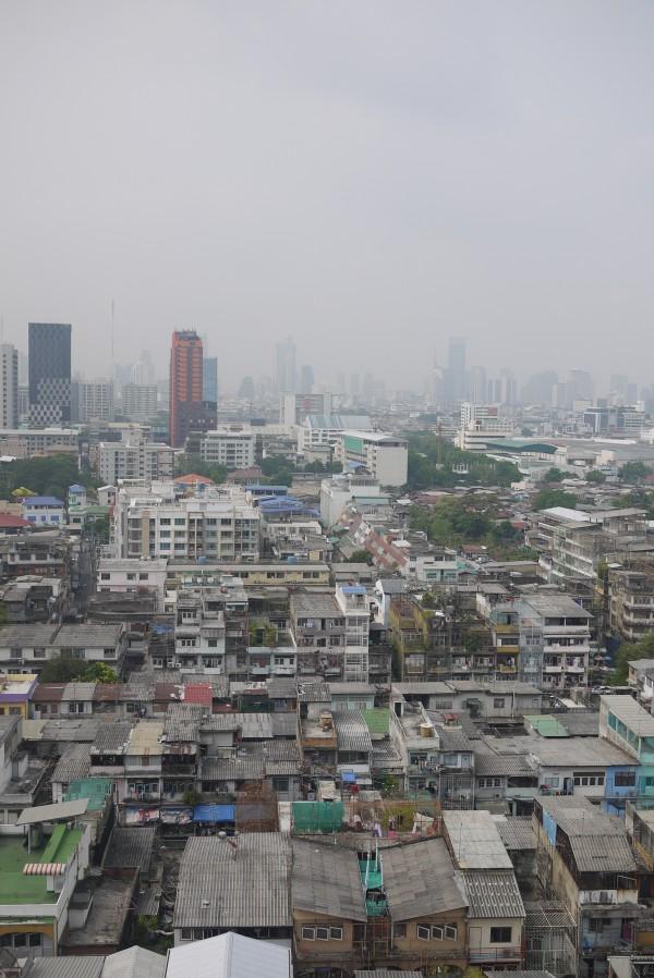 Bangkok, enfin!