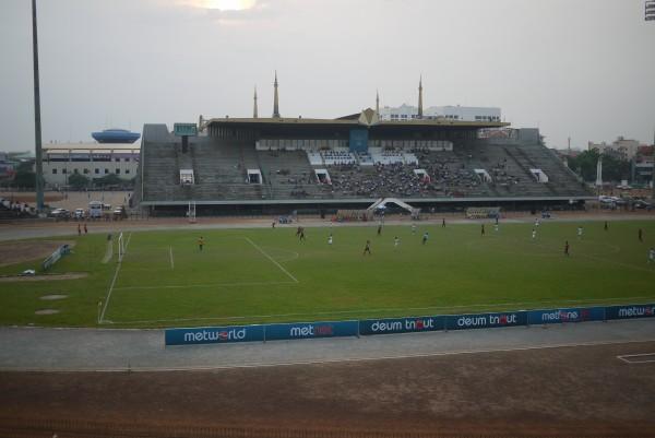"Le stade ""Olympique"" de Phnom Penh"