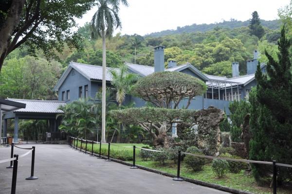 """Le résidence """"camouflage"""" de Chiang Kai-Chek"""