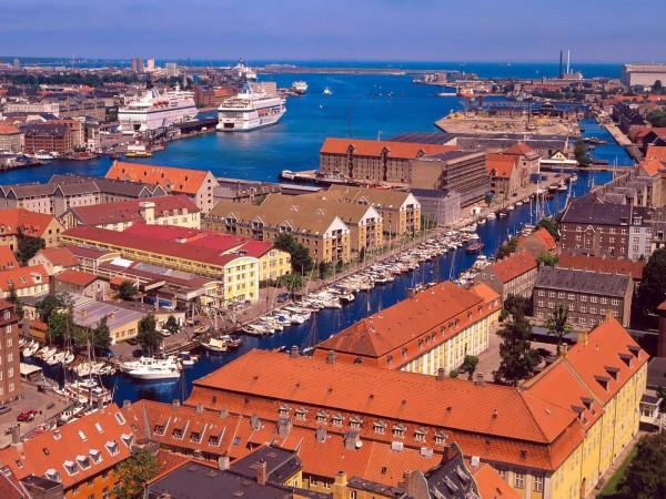 Le port de Copenhage