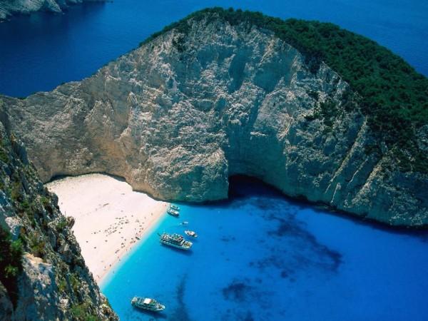 Les Iles Ioniennes en Grèce