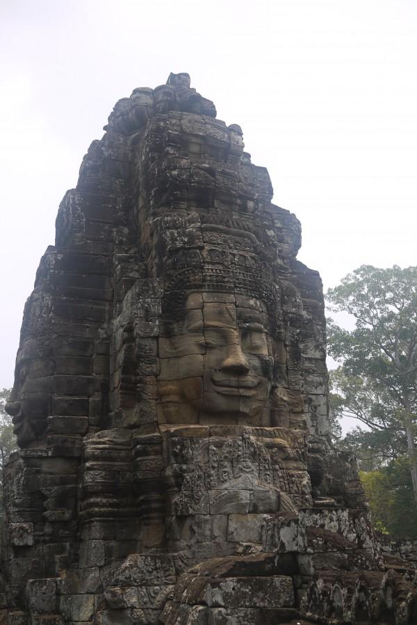 Bouddha se cache un peu partout...