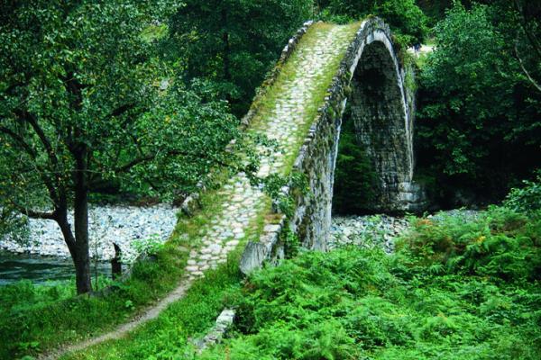 Pont en Turquie