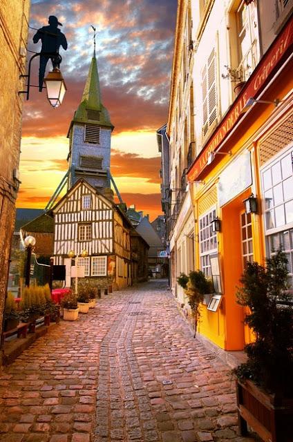 Honfleur en Normandie