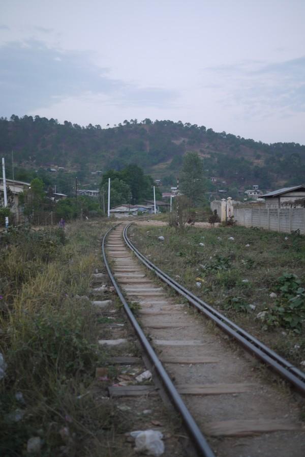 La ligne Thazi-Kalaw, et sa station introuvable