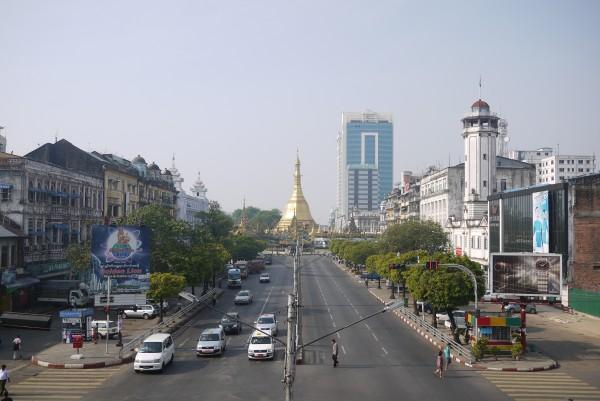 Carnet de voyage: Myanmar – Étape 16: RANGOON – Fin du Voyage
