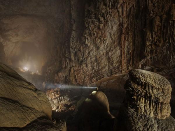 Les grottes monumentales d'Hang Soon Dong au Vietnam