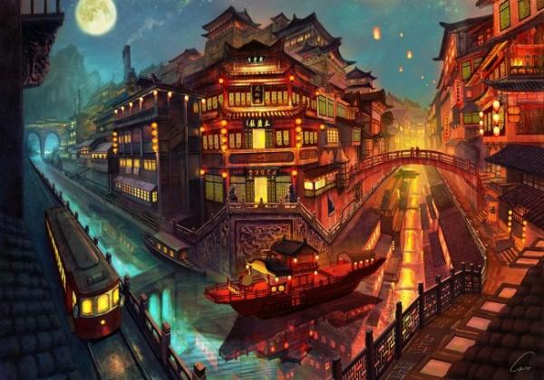 Esquisse d'une Chine passée