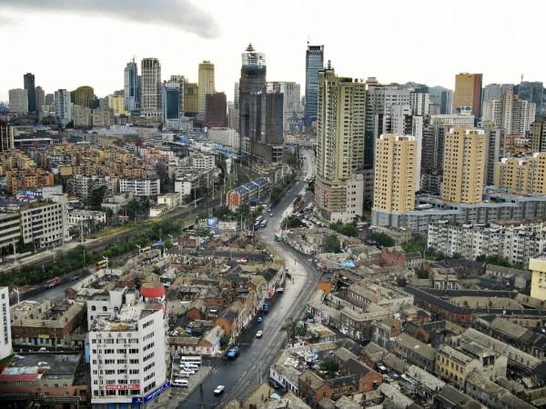 Dalian, où les grattes-ciels dévorent les vieux quartiers