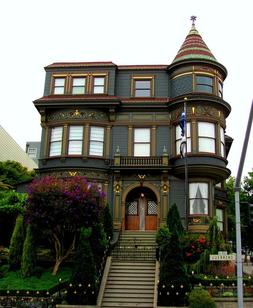 Maison originale de San Francisco