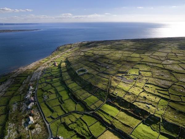 Les Iles Aran en Irlande