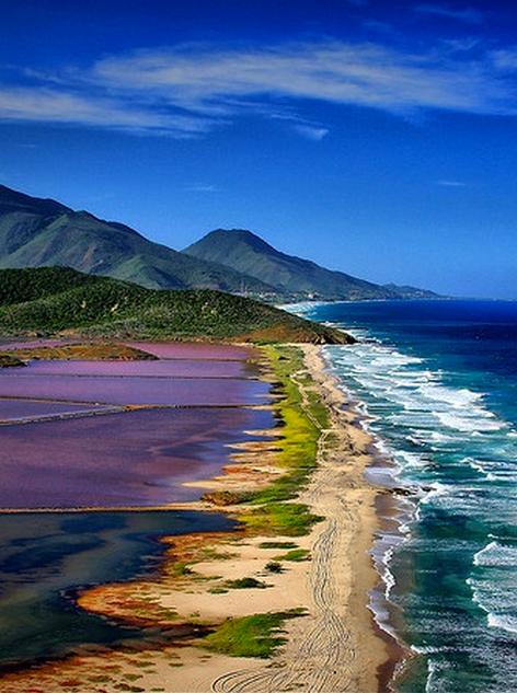 L'île Margarita au Venezuela