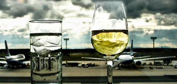 Question con du jour: Quel est le record de consommation d'alcool dans un avion en vol?