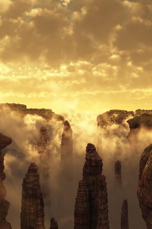 Chine mystique...