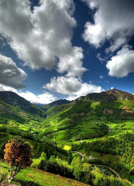 Les Pyrénées, à découvrir absolument!