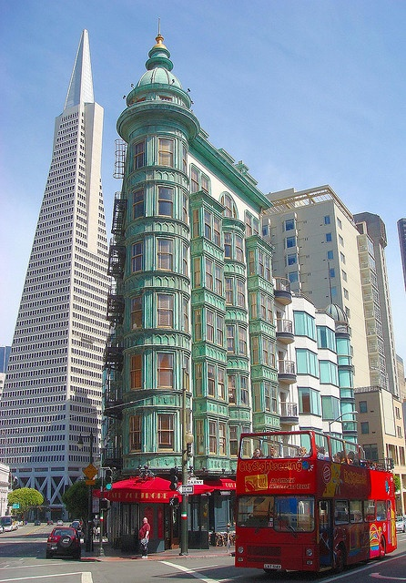 Building de San Francisco