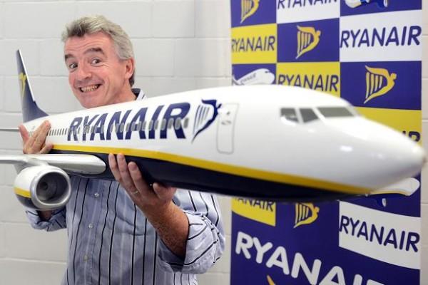 Un vol vers les Etats-Unis pour 10€ avec Ryanair!