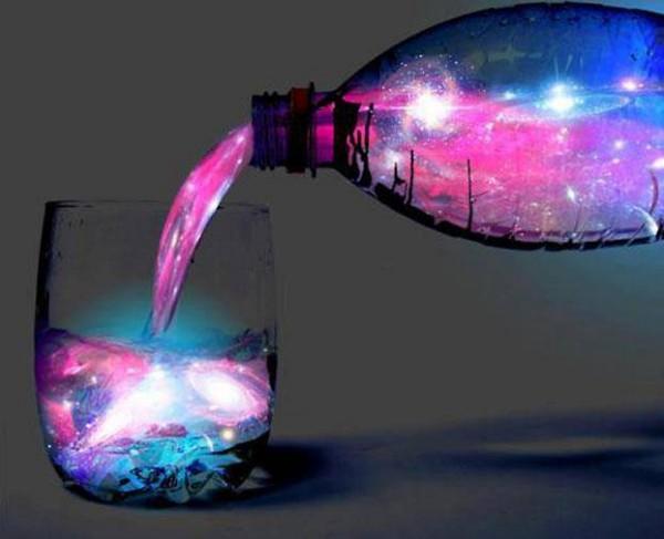 Avec des si on mettrait Paris en bouteille... alors pourquoi pas la galaxie?