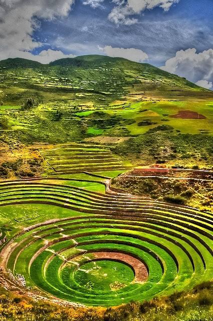 La vallée sacrée des Incas au Pérou