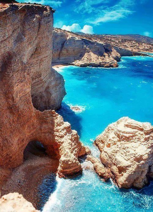 Les îles Koufounis en Grèce! Je parie que vous ne connaissiez pas...