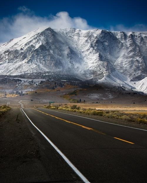 La Sierras en Californie