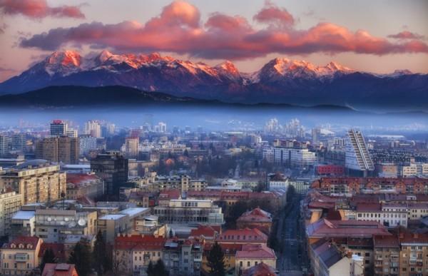 Paysage slovène
