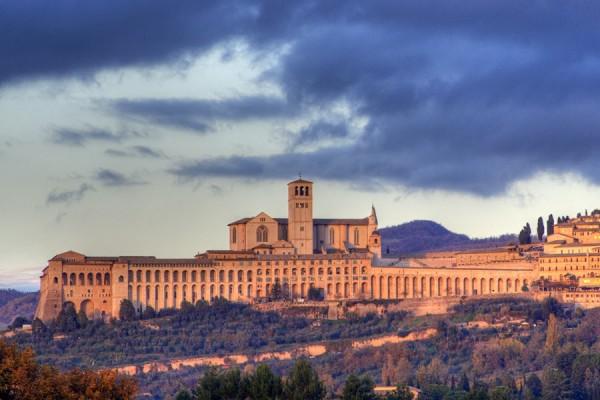Assisi à Florence
