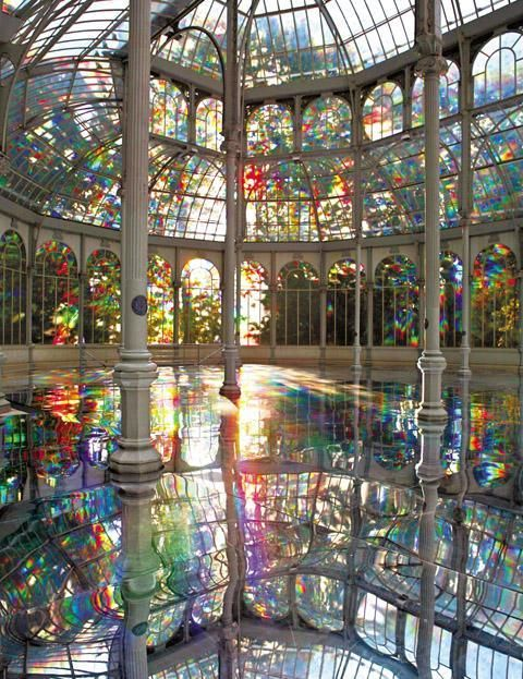 Le Crystal Palace de Madrid