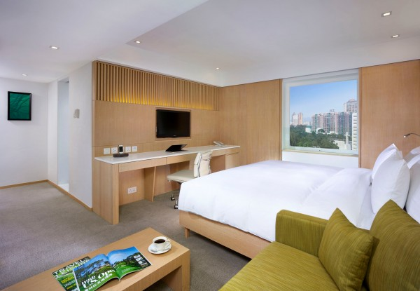 eaton hong kong room